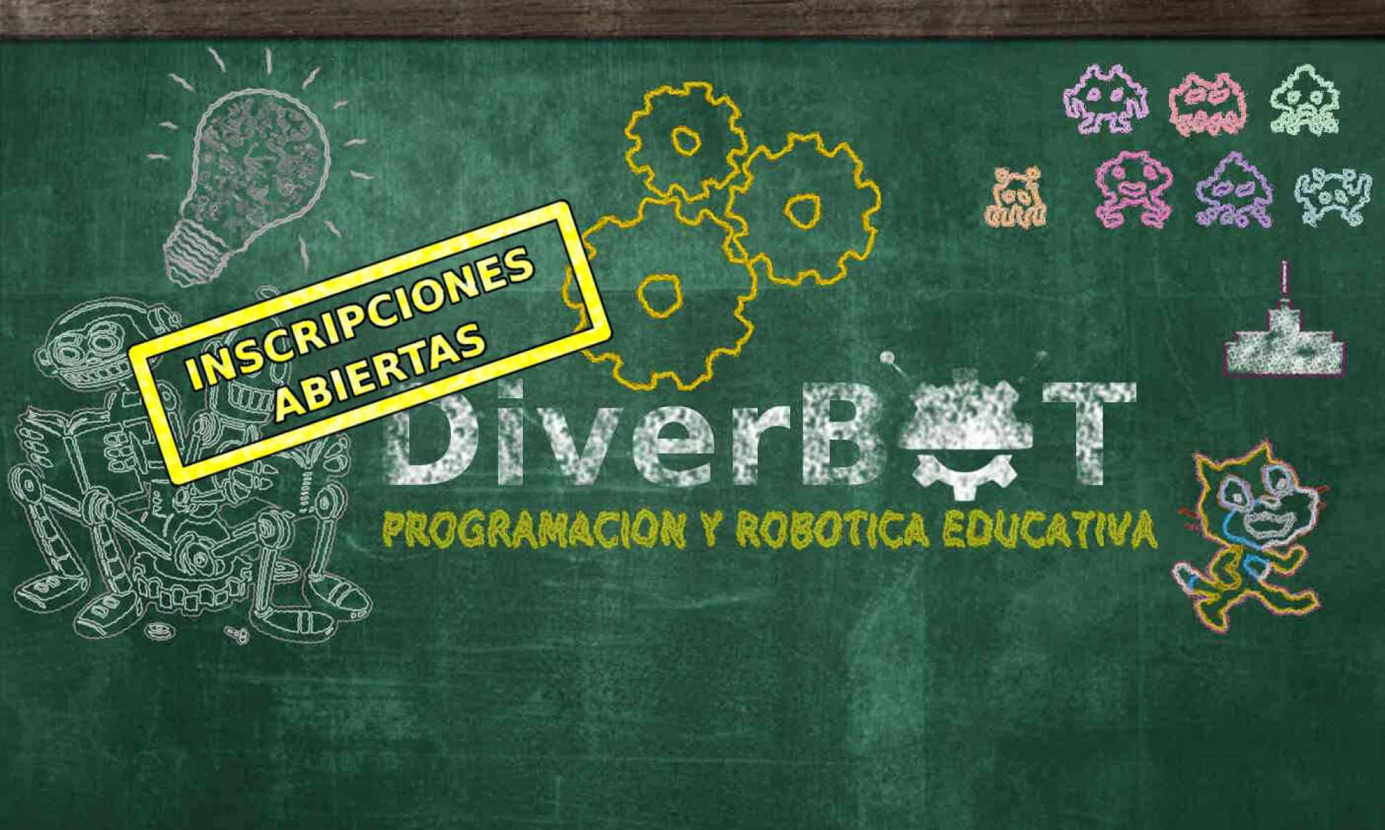 DiverBOT, robótica divertida Denia